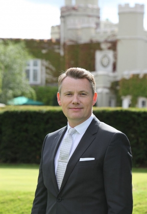 Stephen Gibson, CEO of Wentworth Club