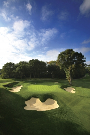 Wentworth Golf Course, 2nd hole