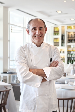 Catalonian chef Paco Perez