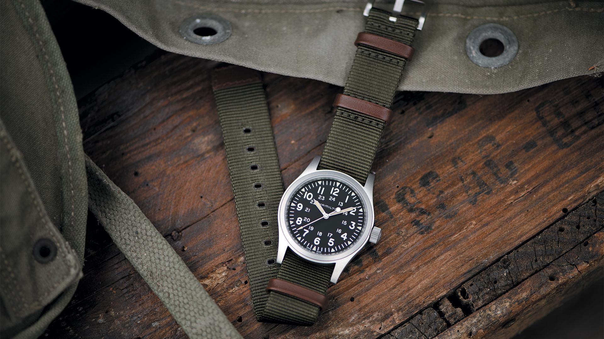 Hamilton Khaki Field Watch Mechanical