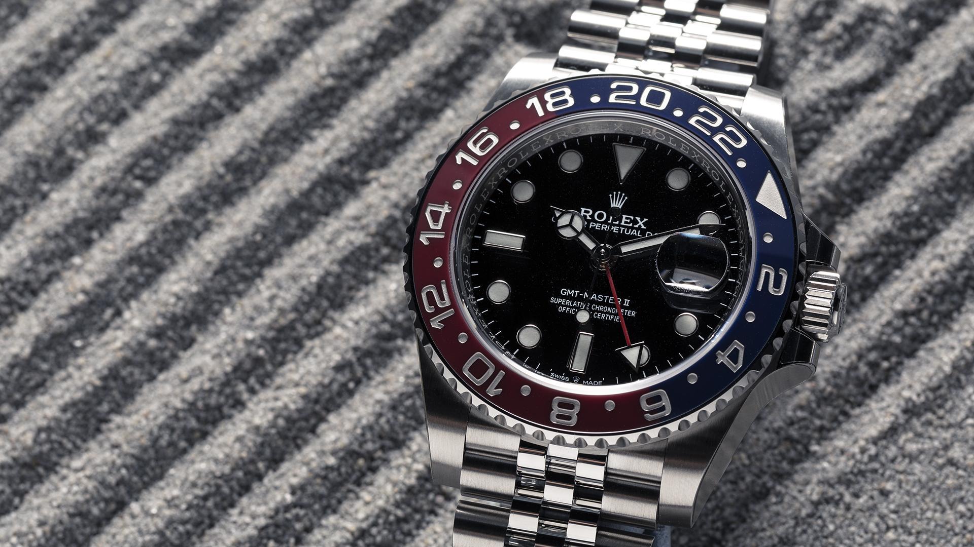 Rolex GMT-Master II Ref. 126710 BLRO 'Pepsi Bezel'