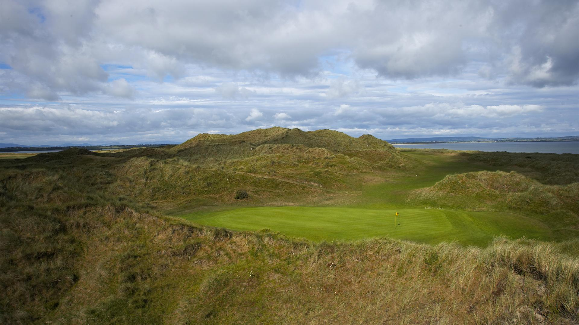 Enniscrone Golf Course, best golf in west Ireland
