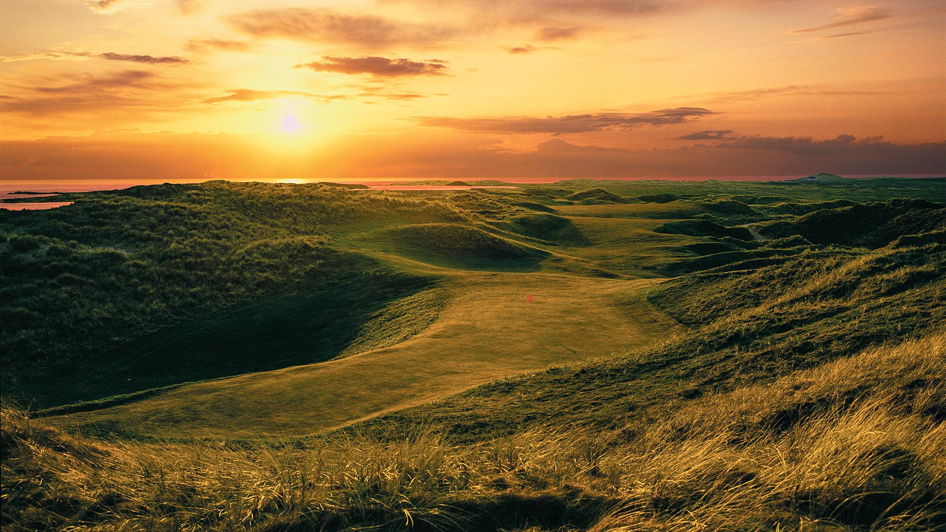 Carne Golf Links, best golf in west Ireland
