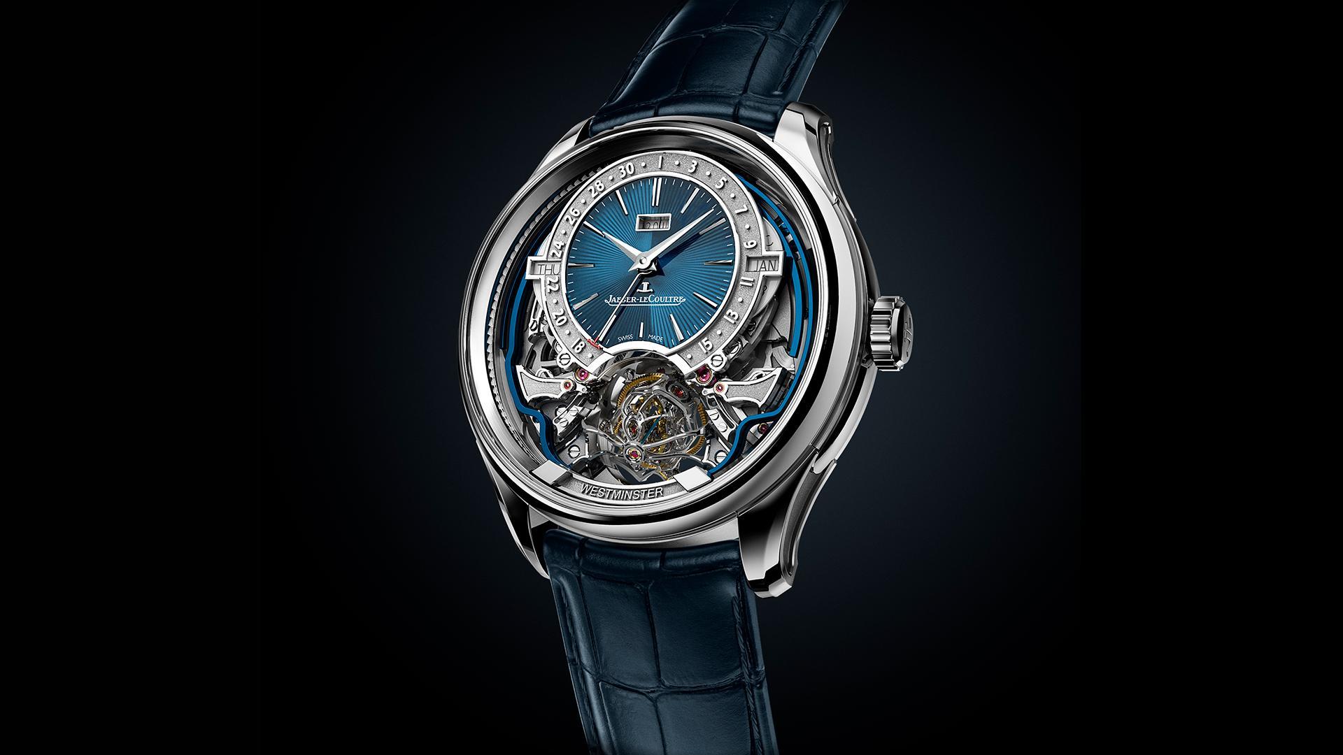 Jaeger-LeCoultre Master Grande Tradition Gyrotourbillon Westminster Perpétuel watch