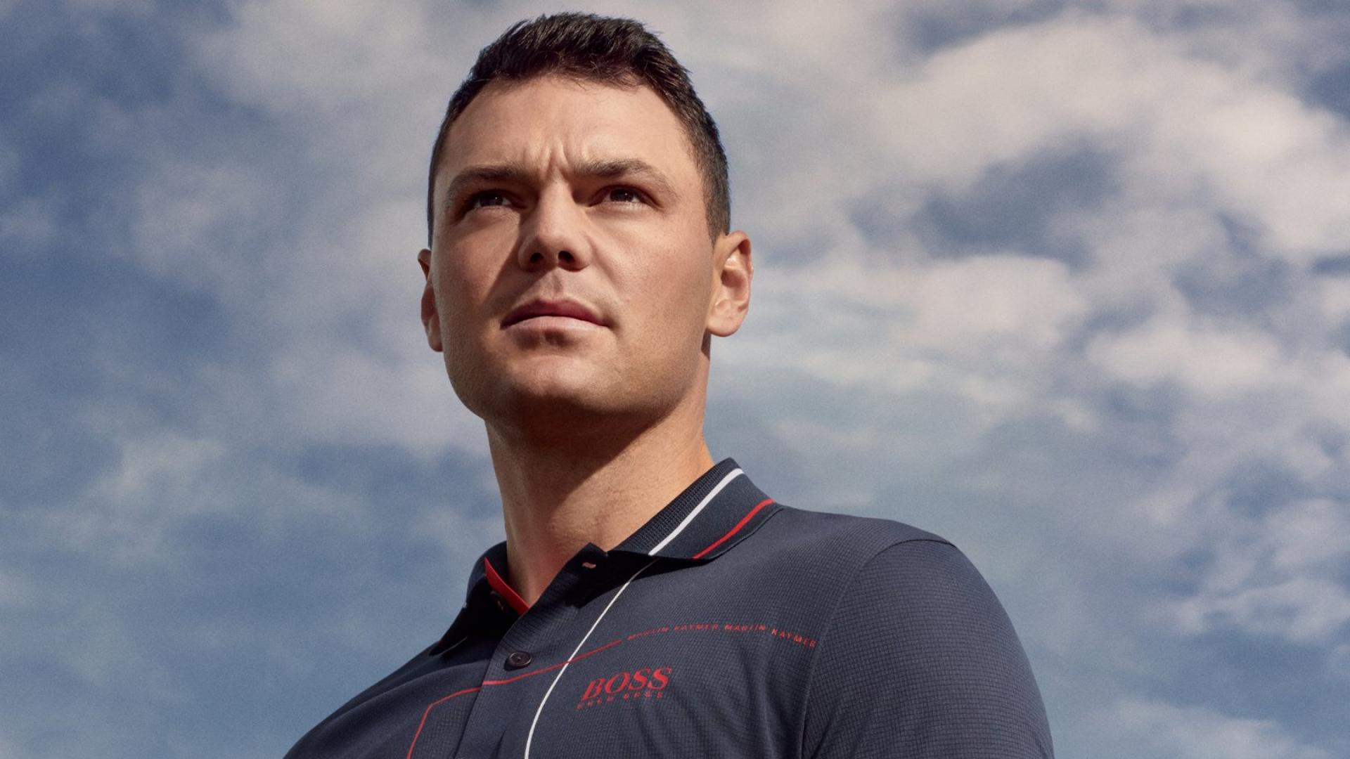 Martin Kaymer BOSS The Open 2019