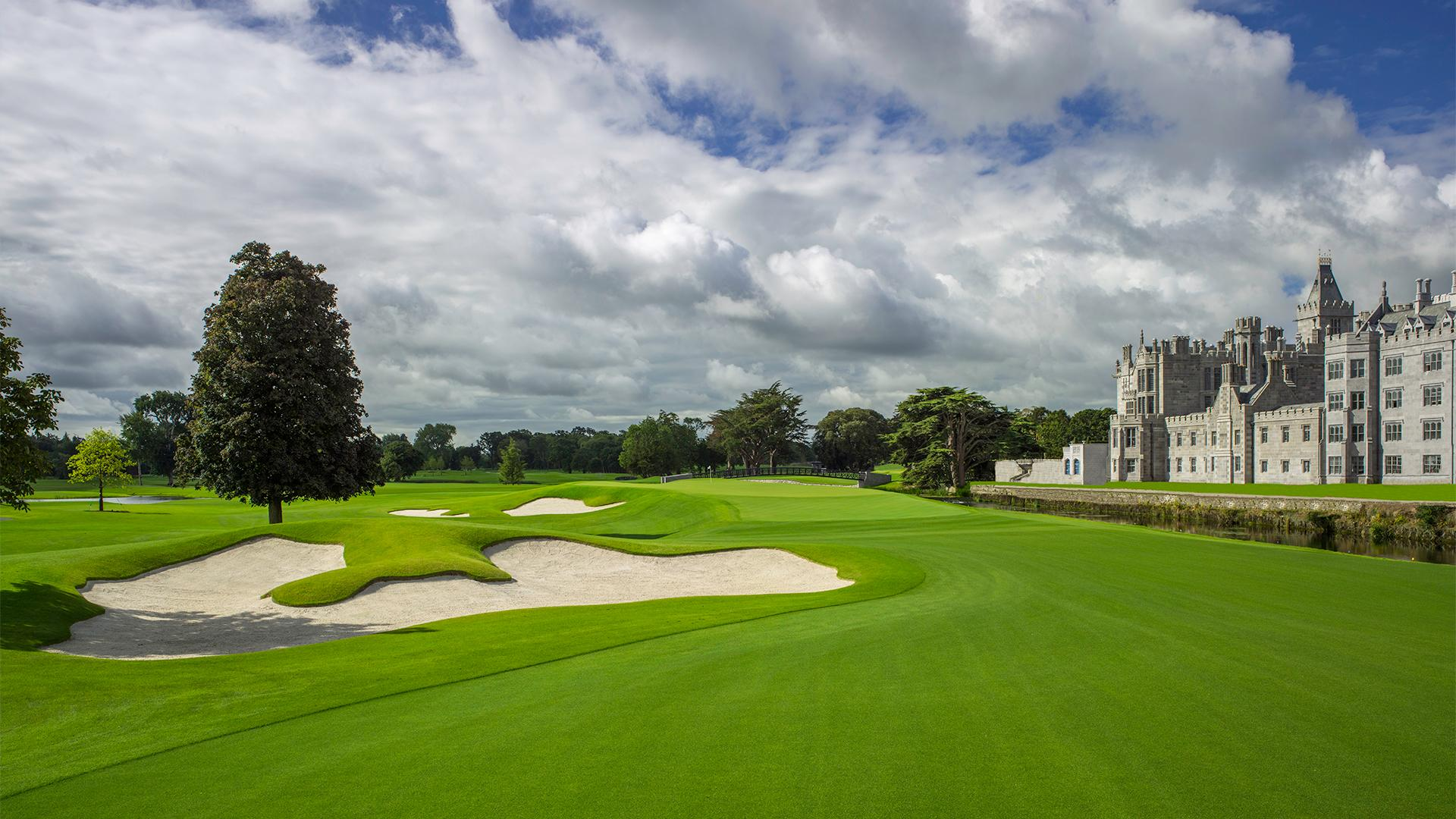 Adare Manor golf course Ryder Cup host 2026
