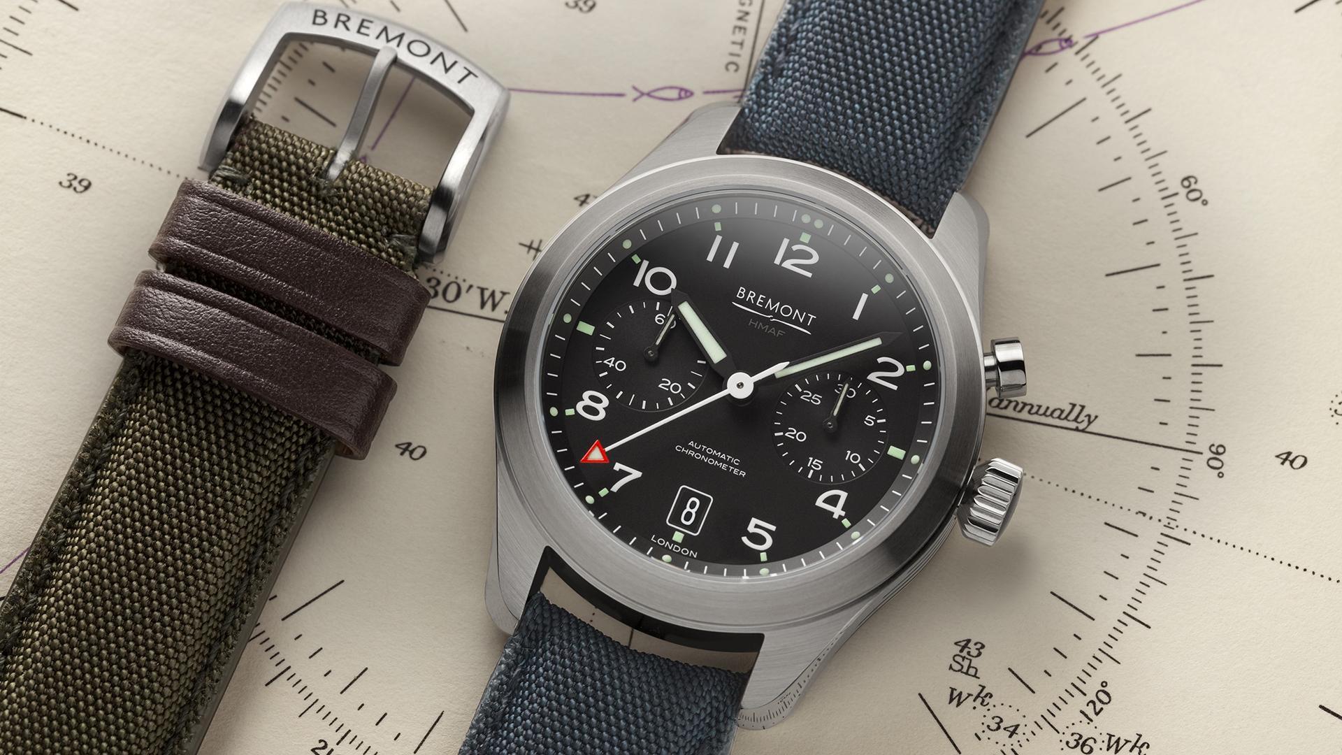 Bremont HMAF Automatic Chronometer