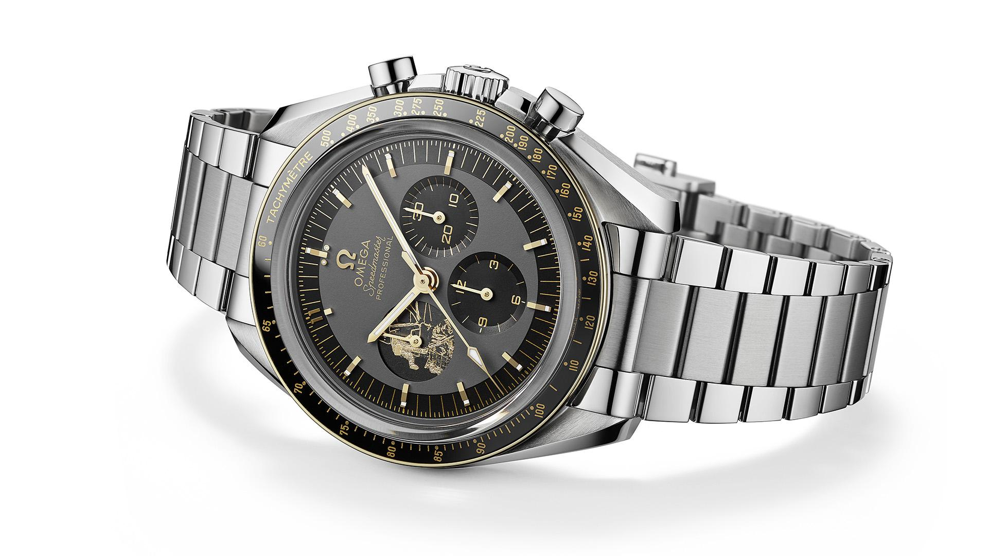 Omega Speedmaster Apollo 11 Anniversary Limited Edition
