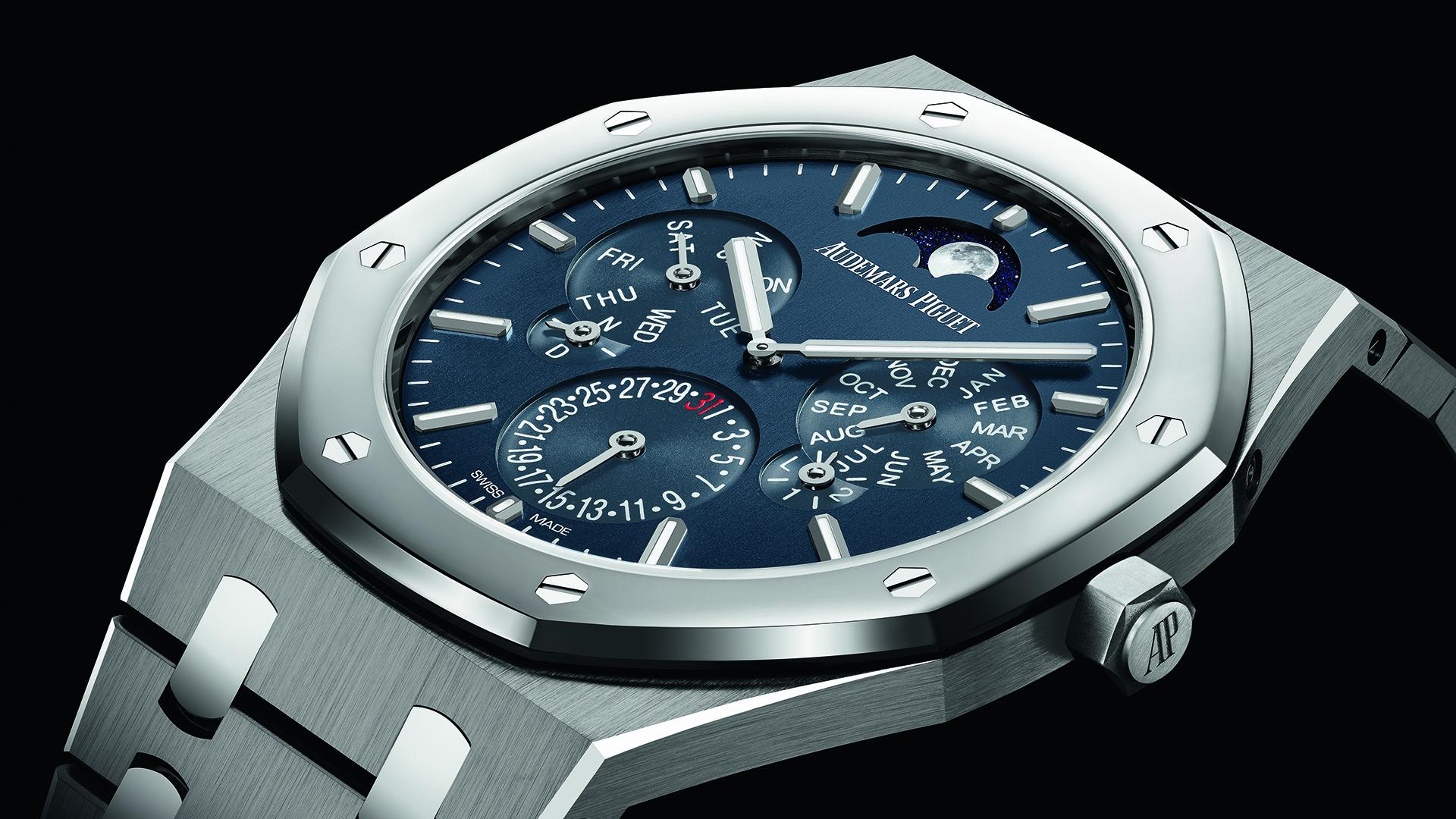 Audemars Piguet Royal Oak Perpetual Calendar Ultra Thin