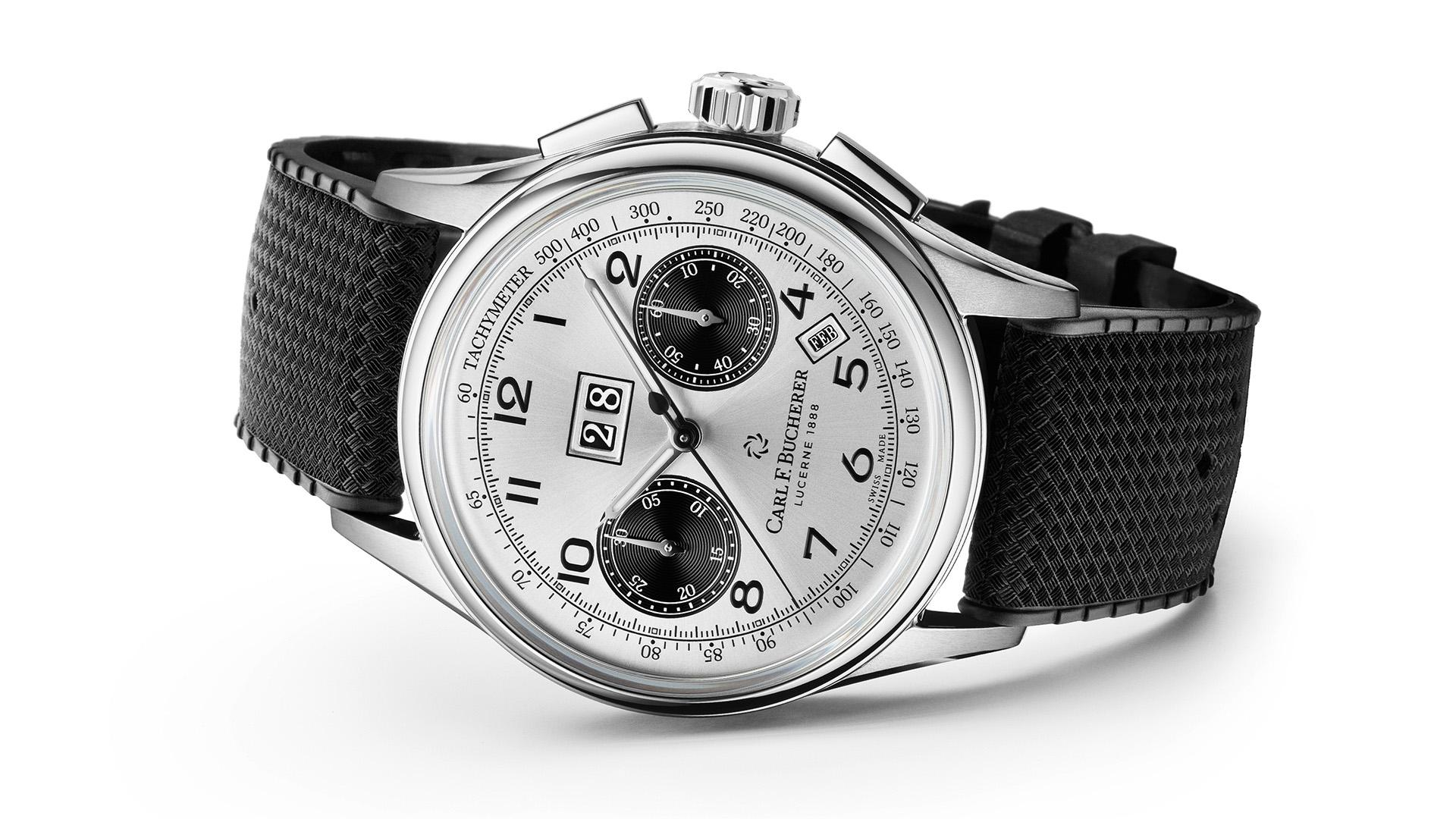 Carl F Bucherer Heritage BiCompax Annual