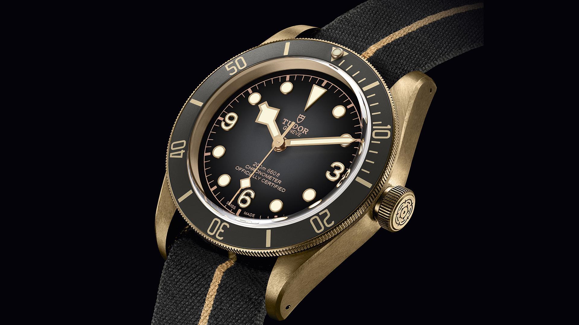 Tudor Black Bay Bronze 2.0
