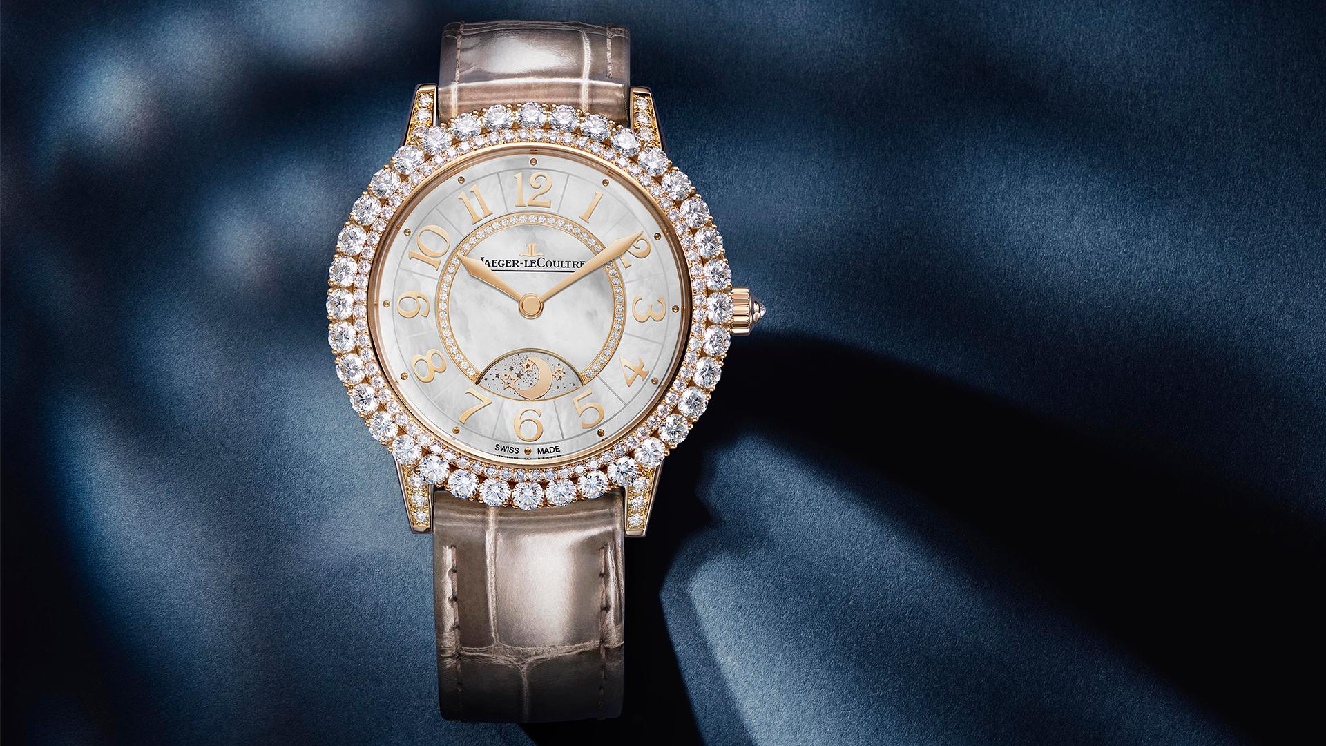 Jaeger-LeCoultre Rendez-Vous Night & Day Jewellery