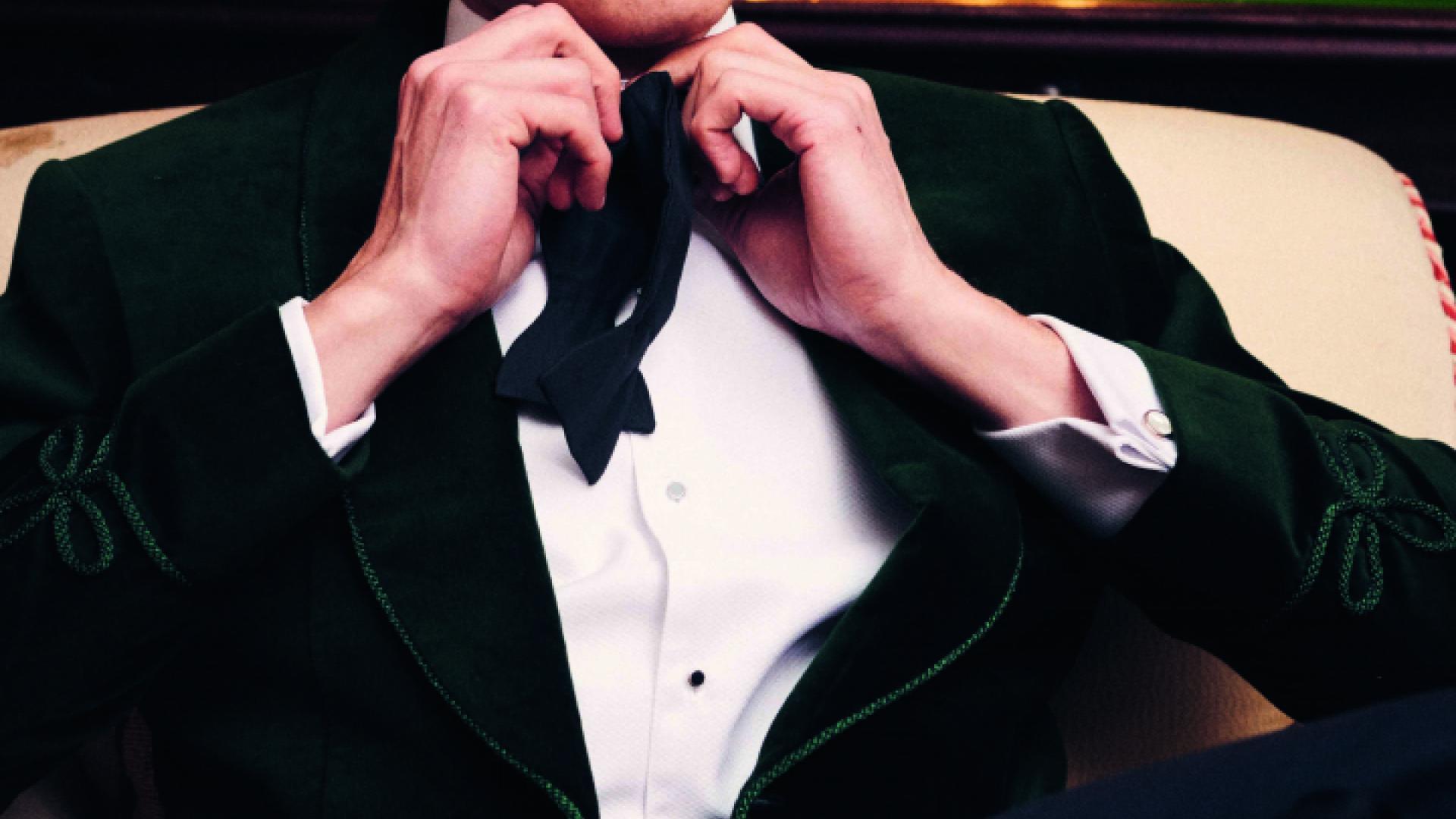 Oliver Brown Evening Suit