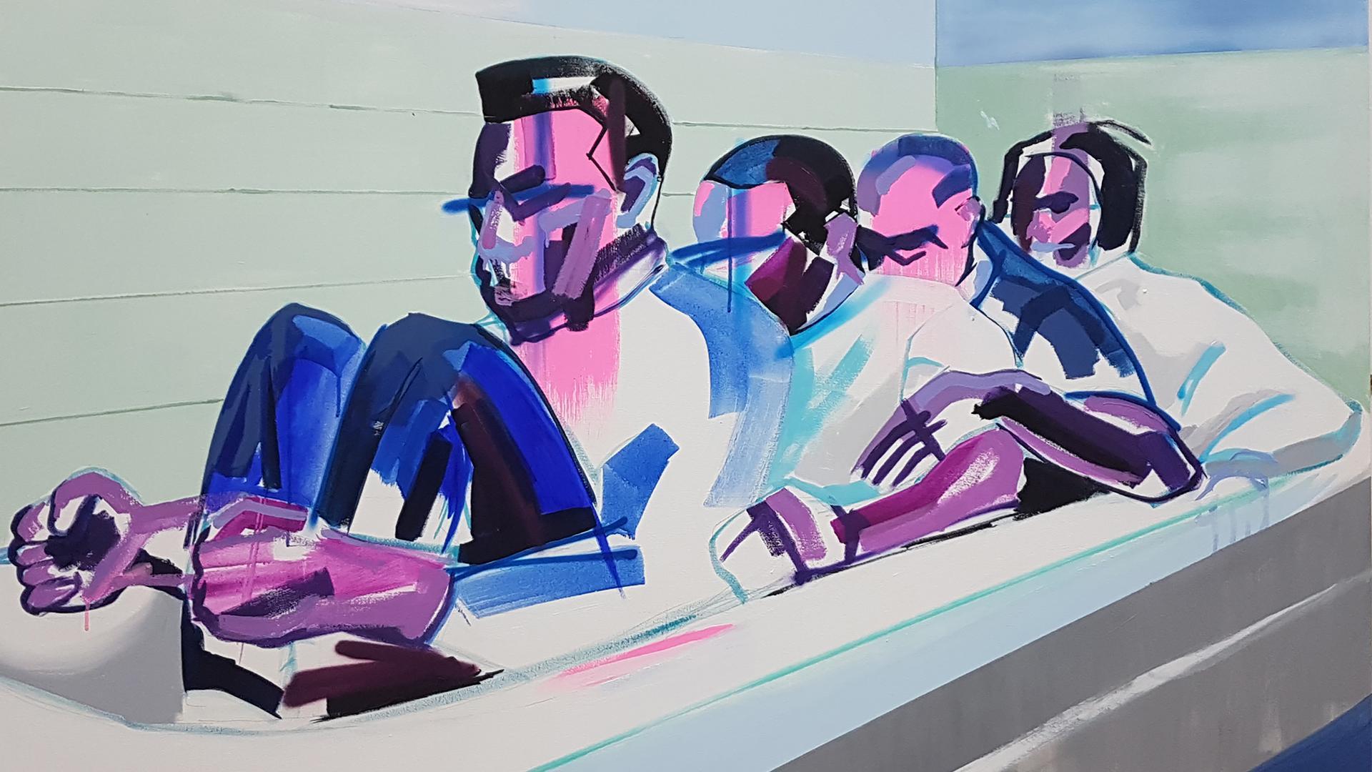 Cool Runnings, Tim Fowler, StudionAme