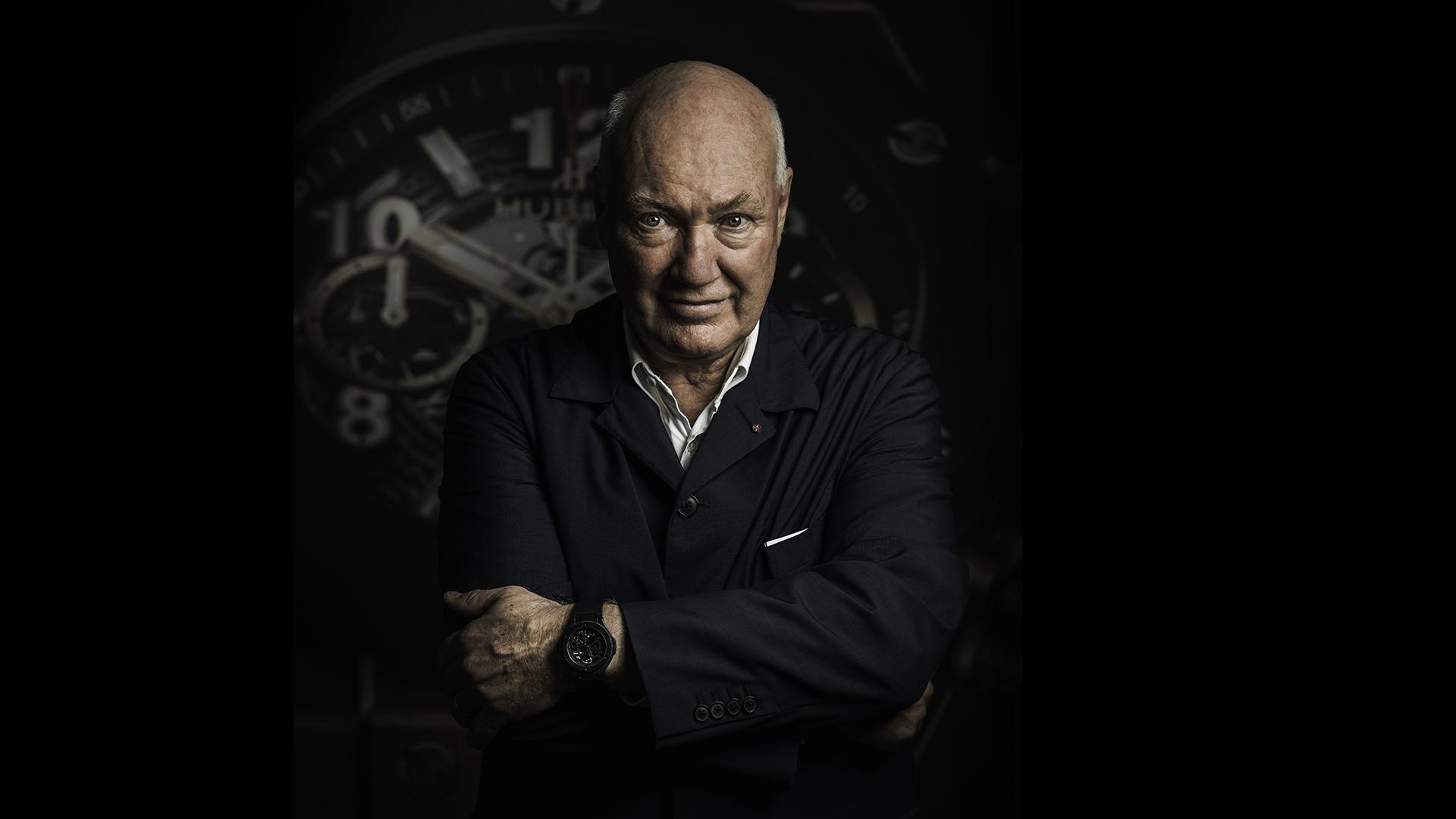 The Lifetime Achievement Award Jean-Claude Biver