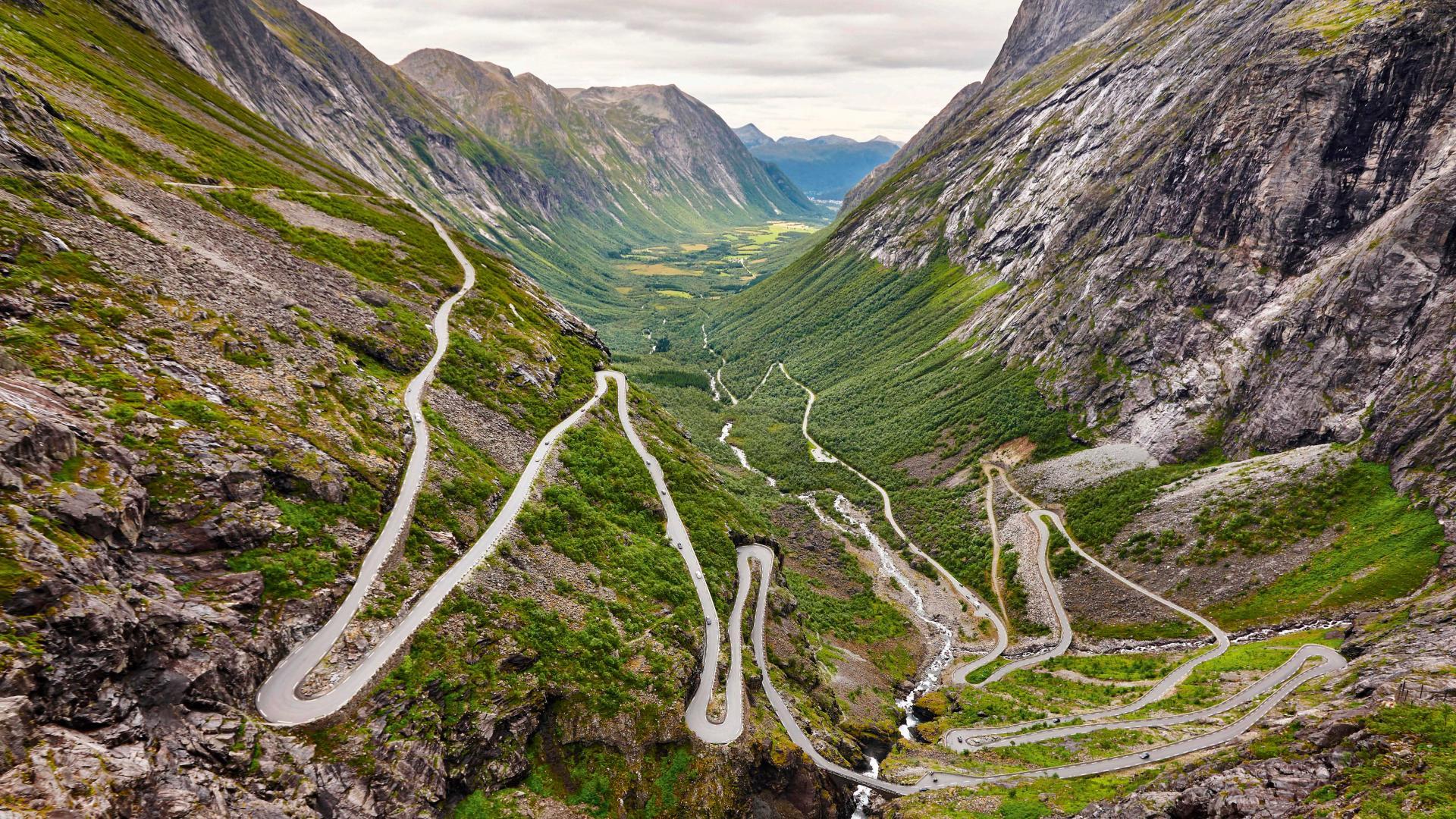 Trolls' Path Norway