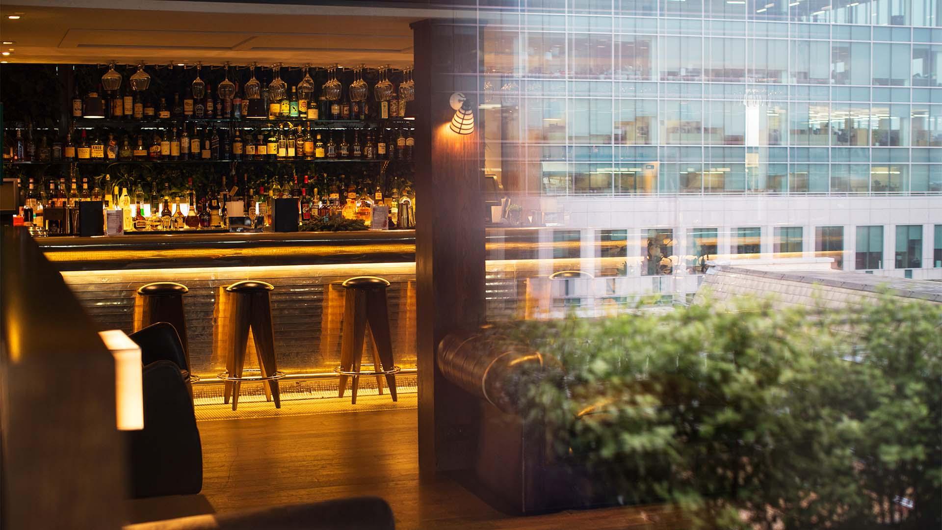 Eight Moorgate: The Lounge