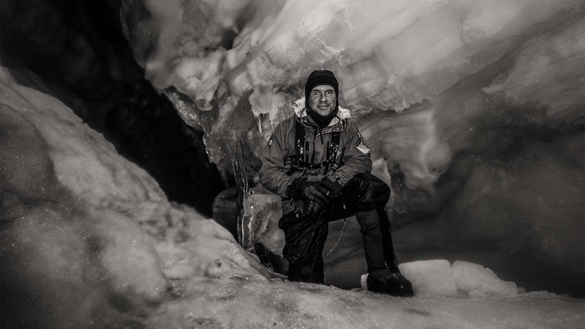 Louis Rudd Antarctica