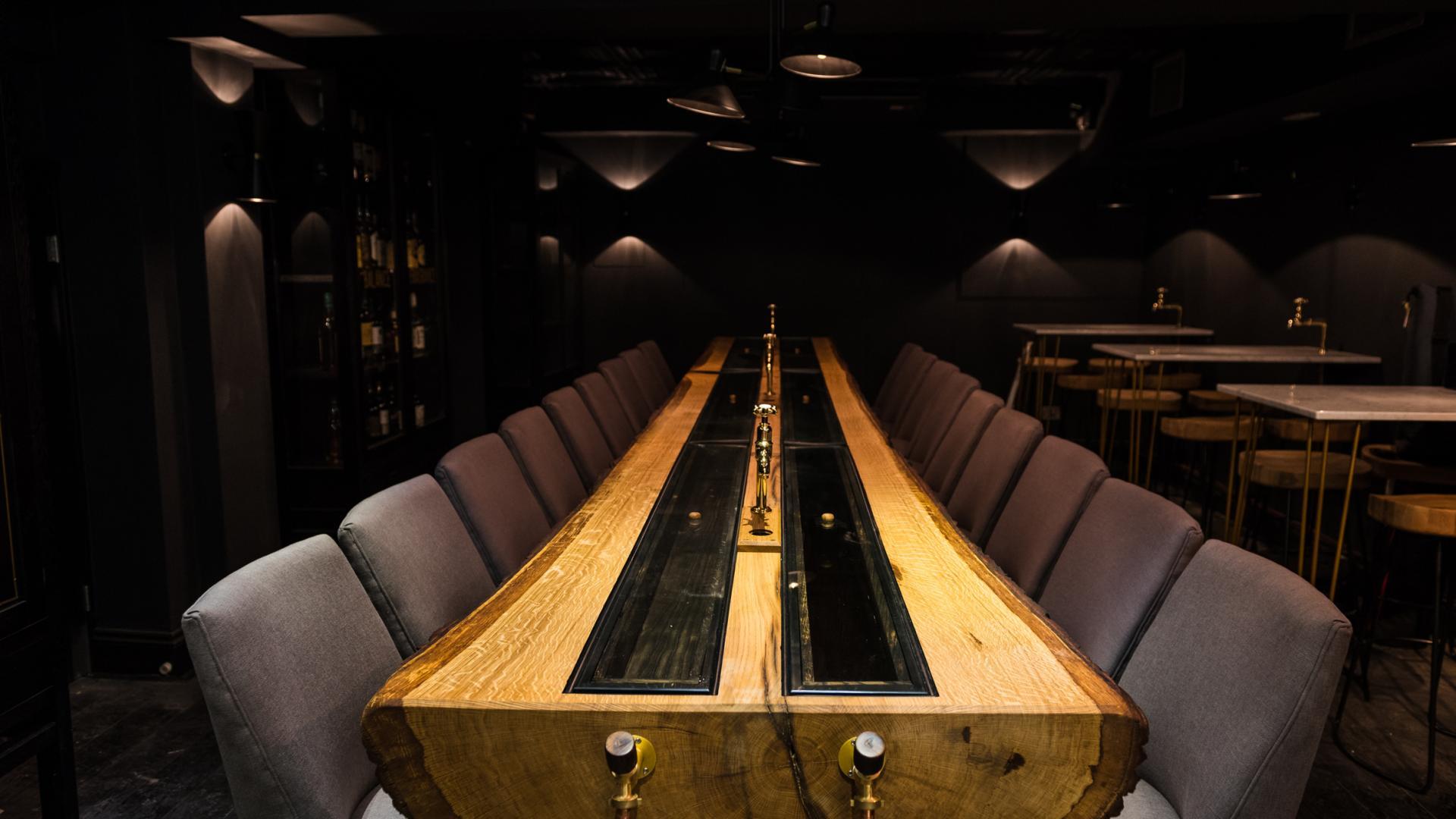 Black Rock Whisky Bar