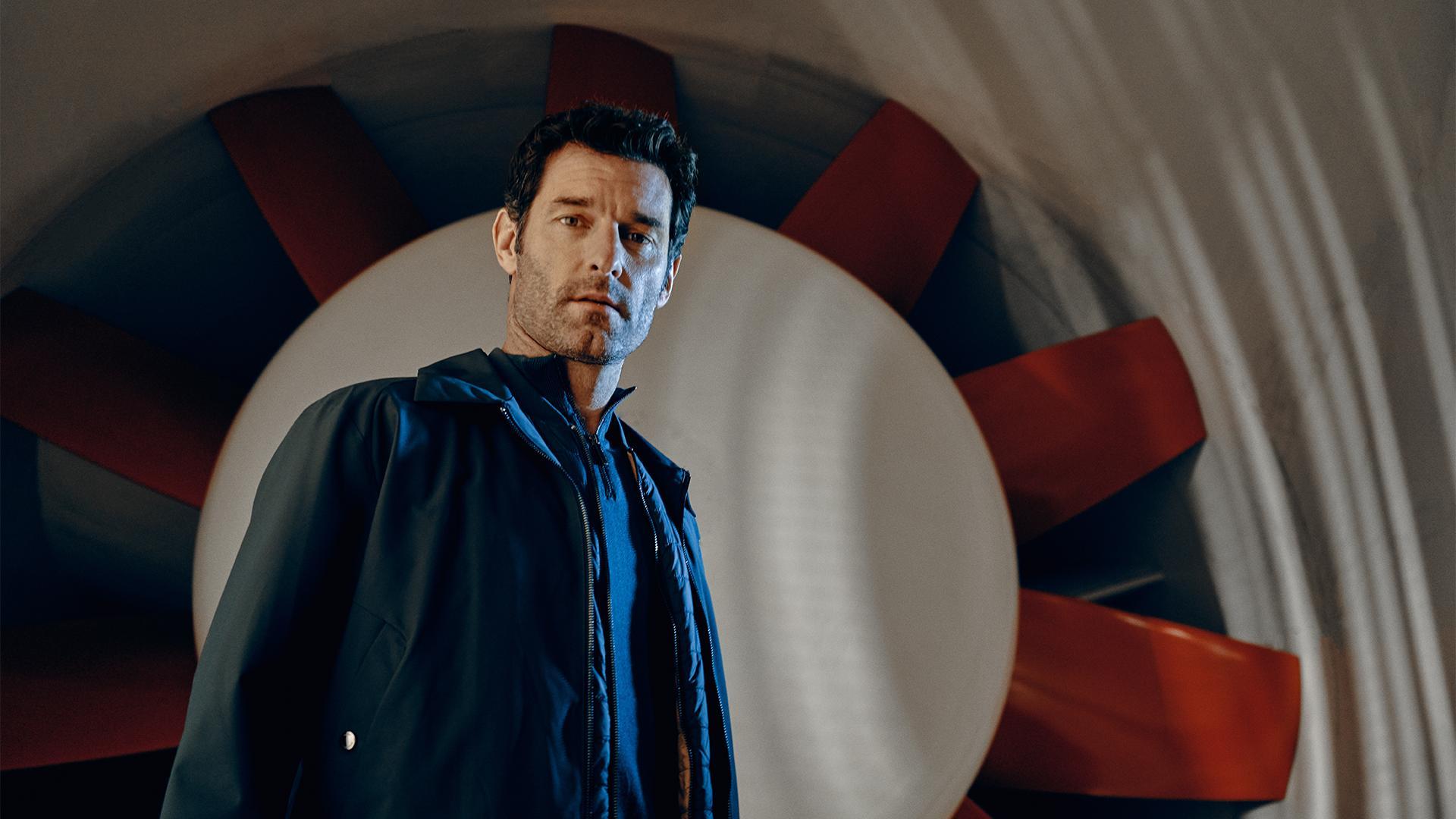 Mark Webber BOSS x Porsche capsule collection 2020
