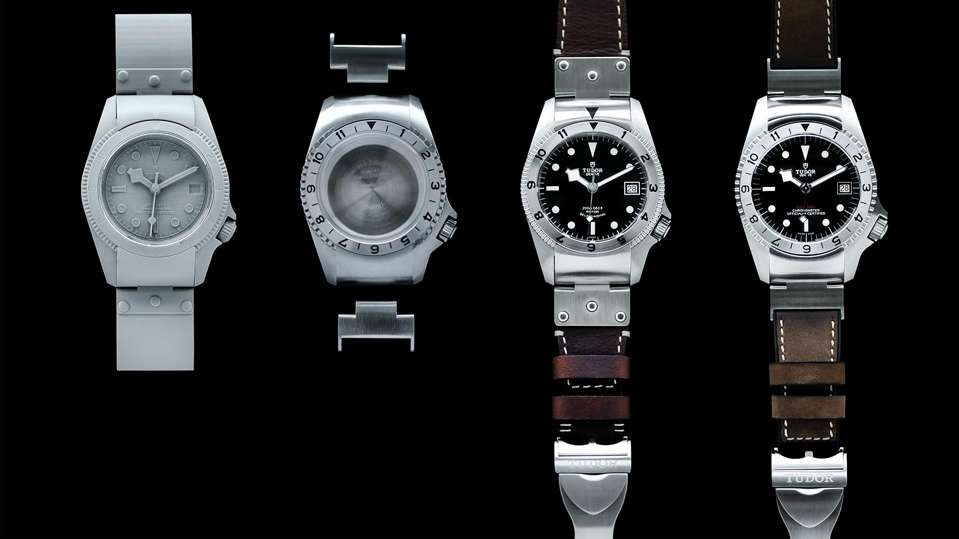 Tudor Watches factory tour