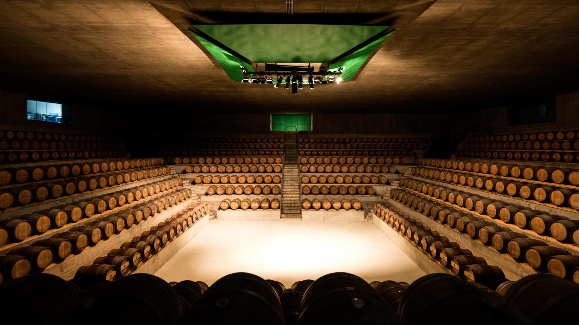 Renzo Piano winery