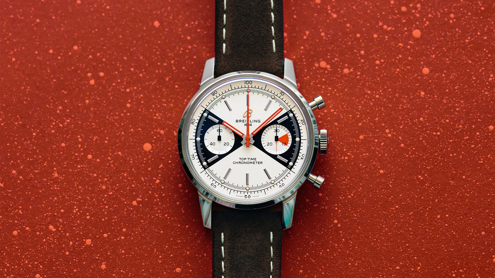 Breitling Top Time Limited Edition watch