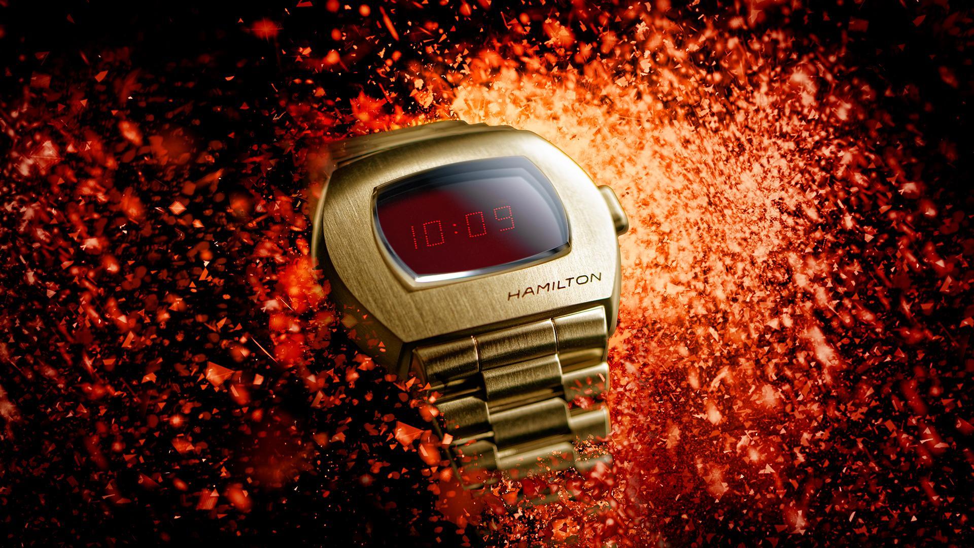 Hamilton PSR watch