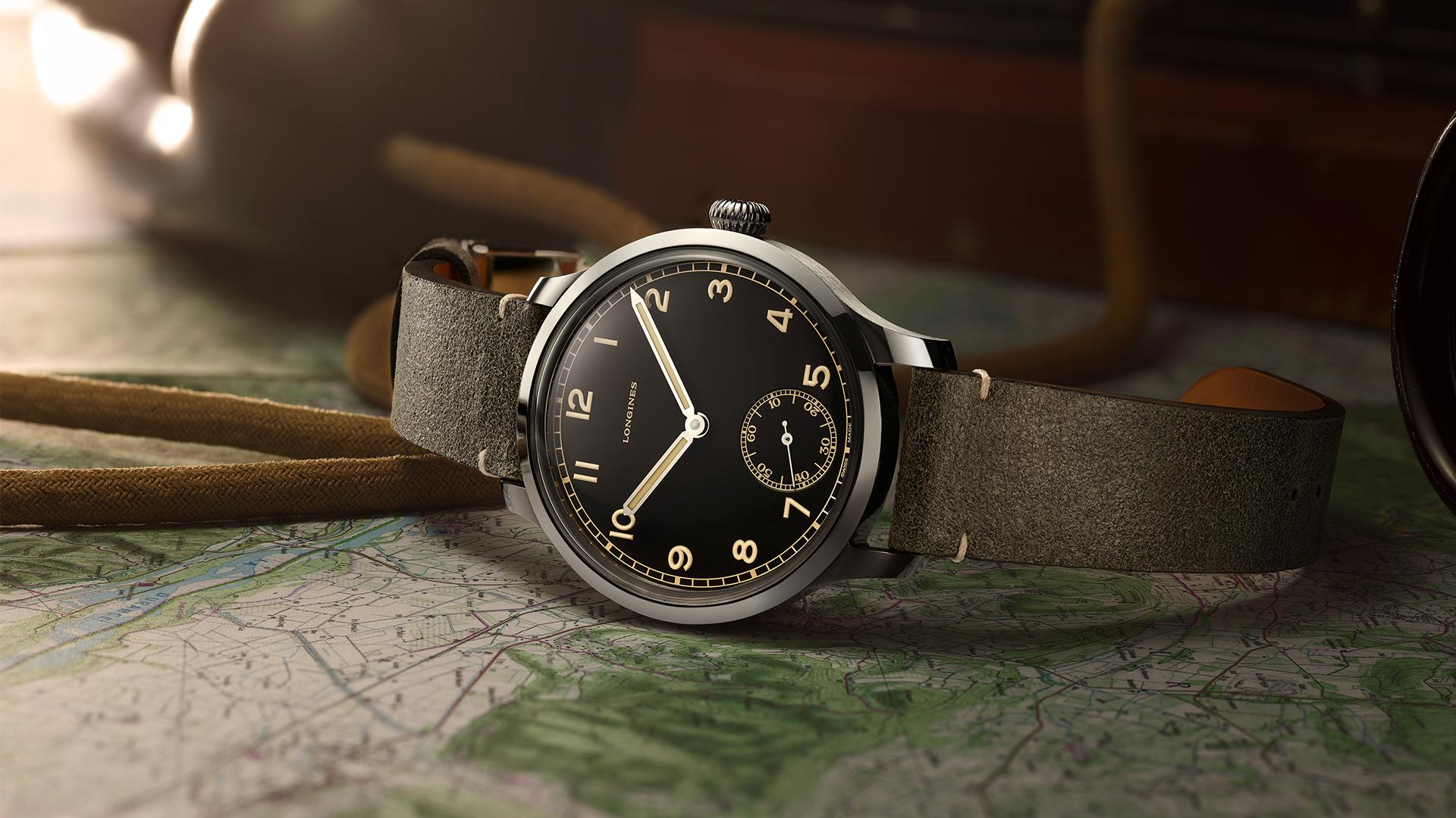 Longines Heritage Military 1938 watch