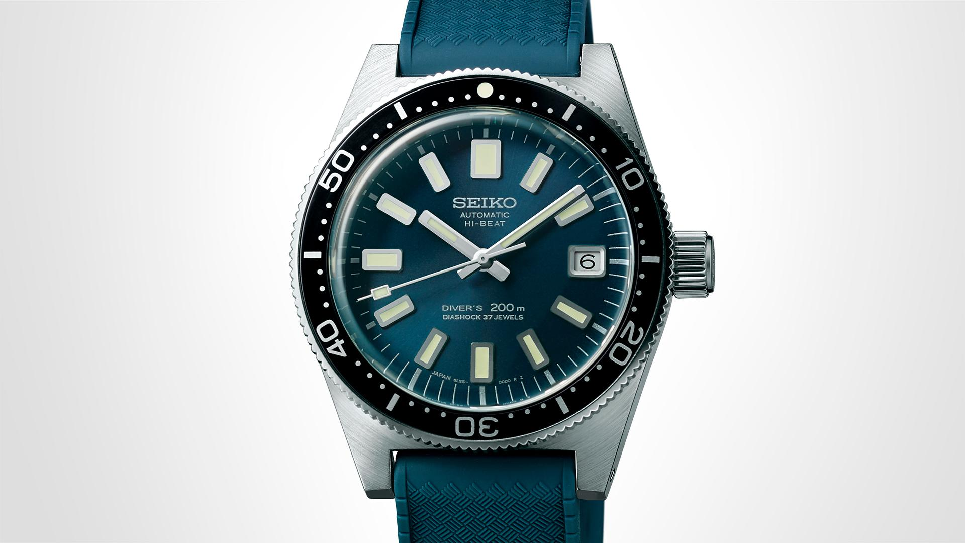Seiko 1965 Diver's Recreation watch collection