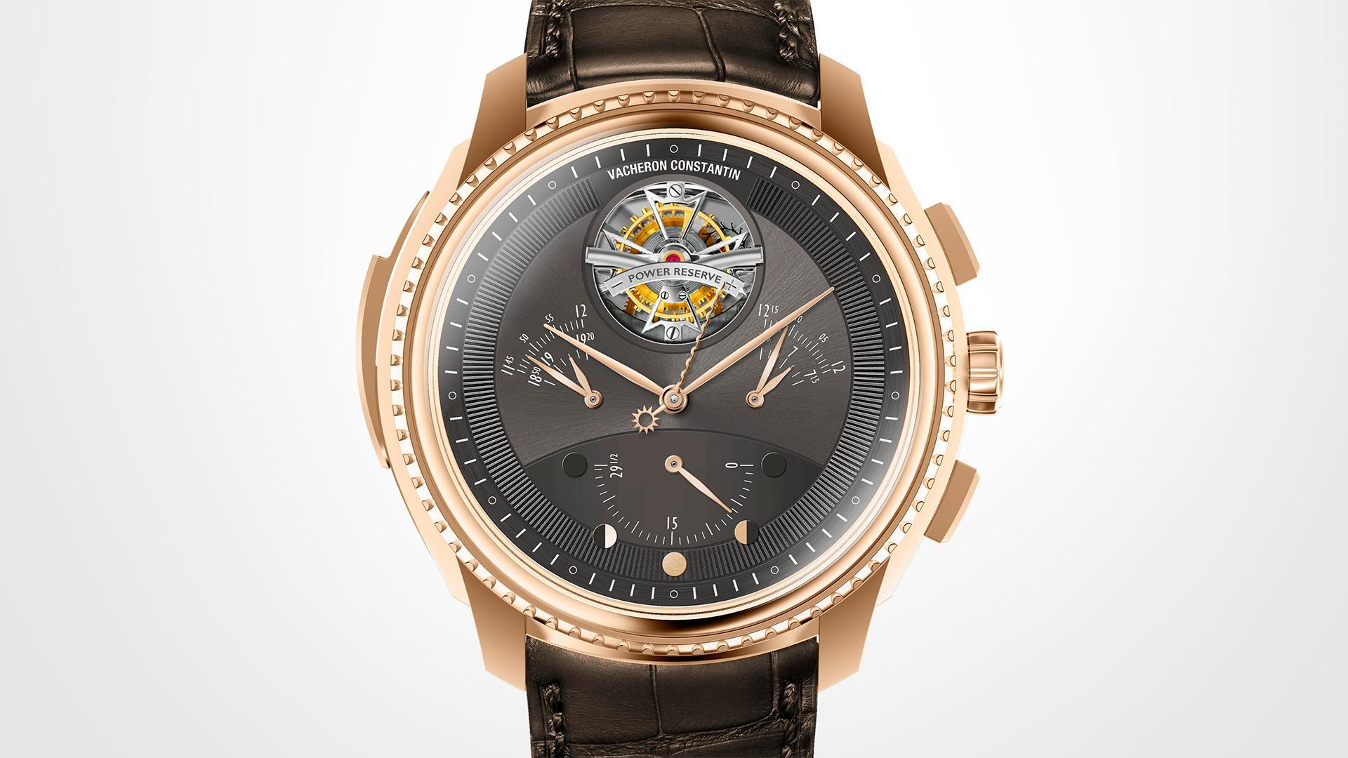 Vacheron Constantin Les Cabinotiers Grand Complication Split-Seconds Chronograph Tempo