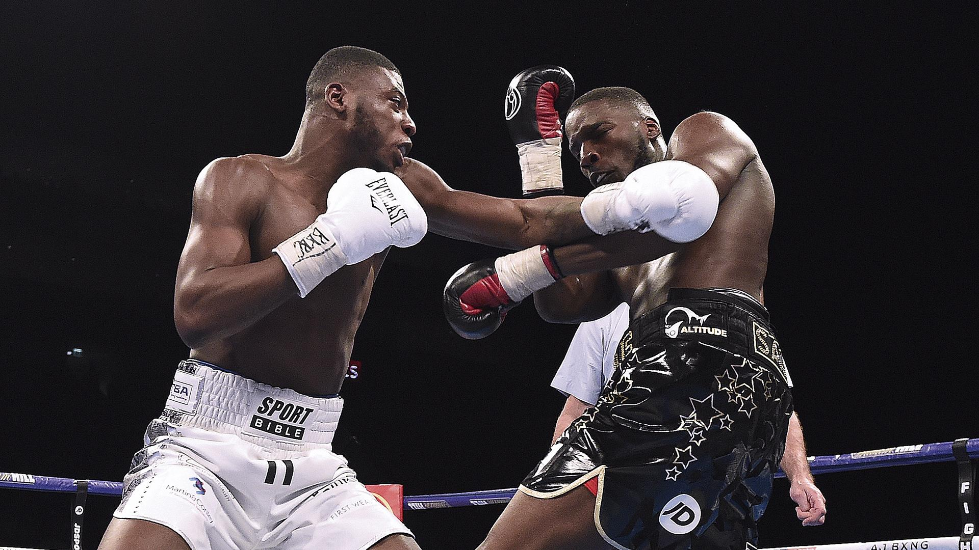 Isaac Chamberlain vs Lawrence Okolie