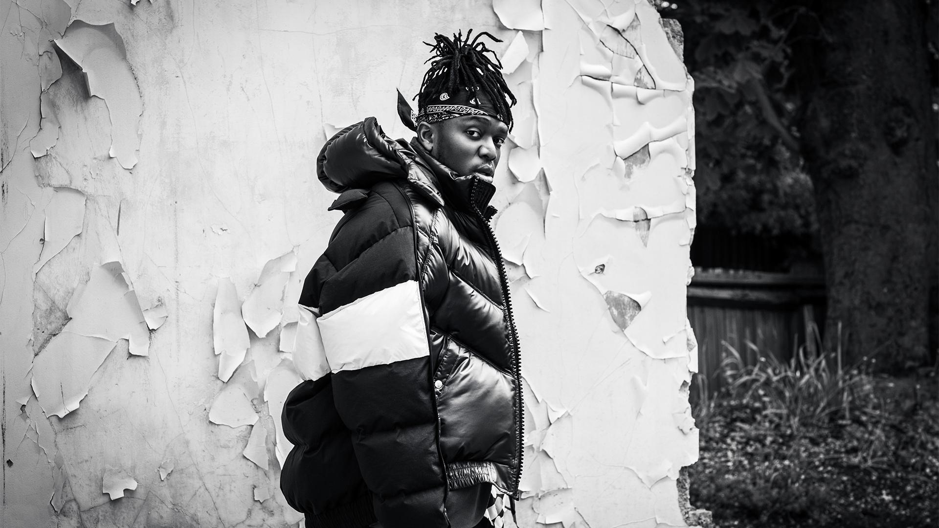 KSI photographed by Lee Malone