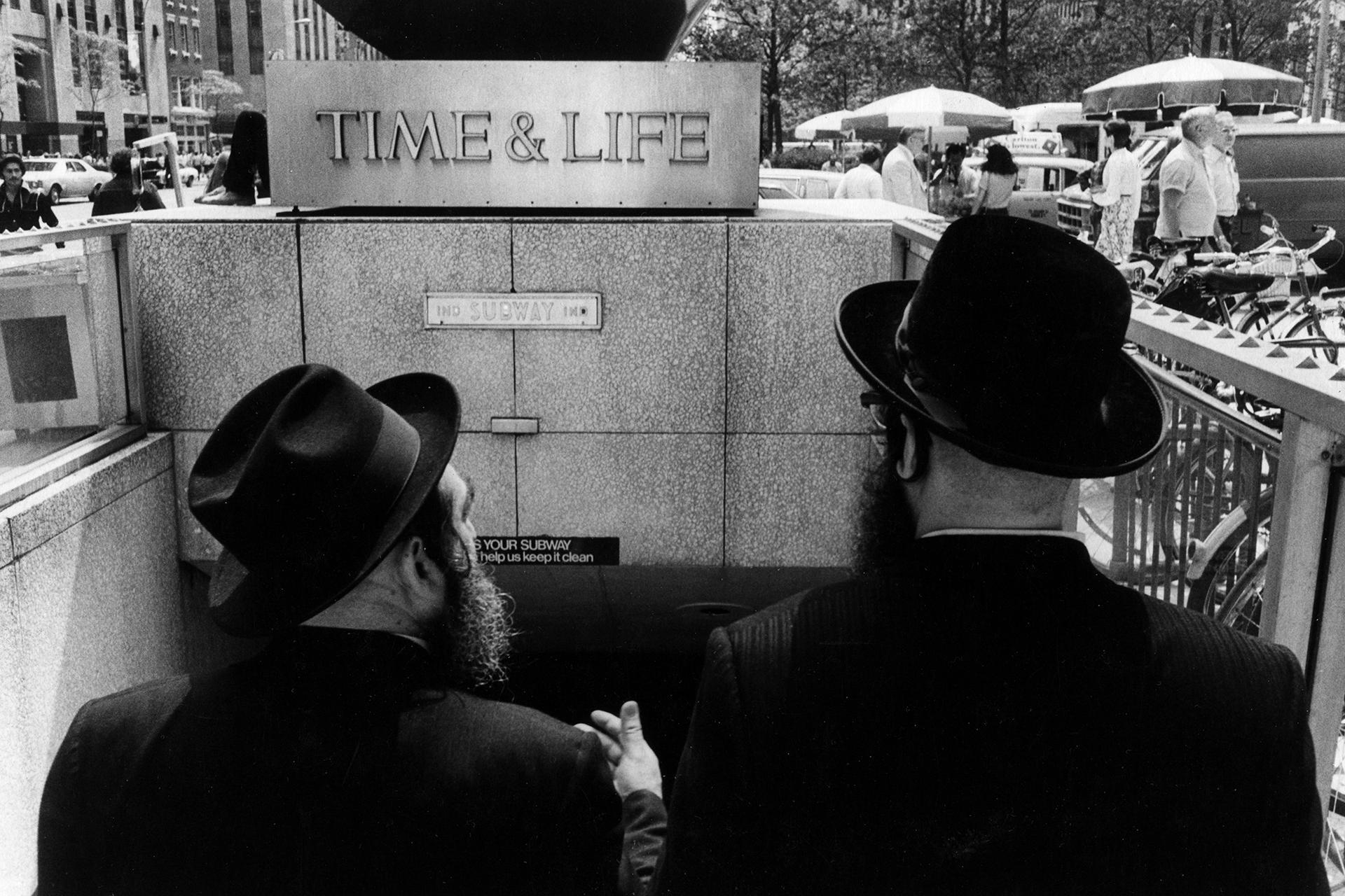 NYC, 1980, Godlis