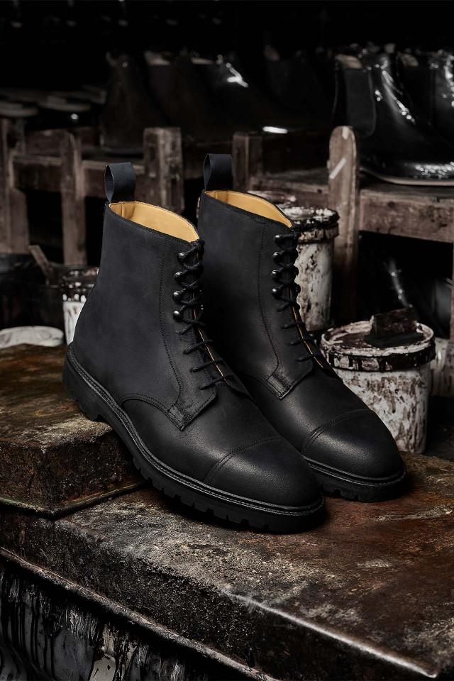 Winter shoes – Crockett & Jones Derby boot