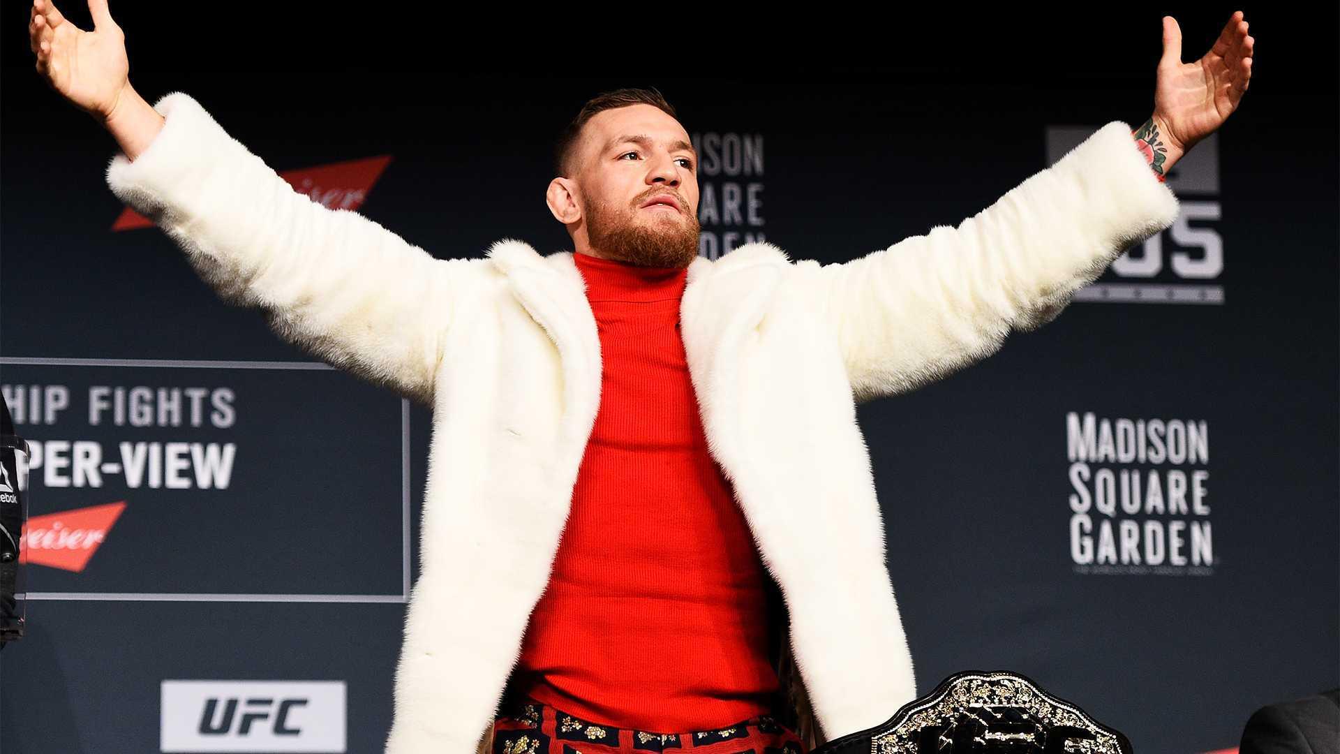 71ac9325 Conor McGregor: ten best looks | Square Mile