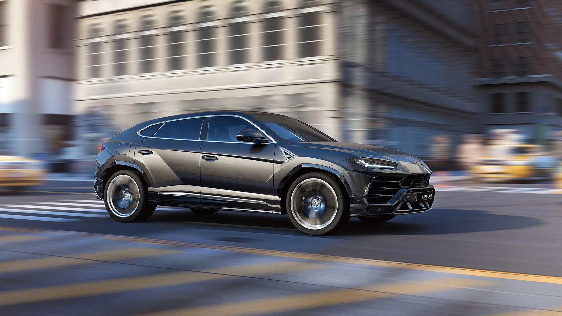The Age Of The Super Suv Luxury Brands Get In On The 4x4 Action