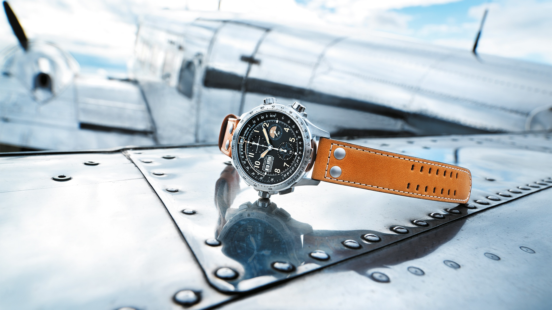 flying watches cb dogfight