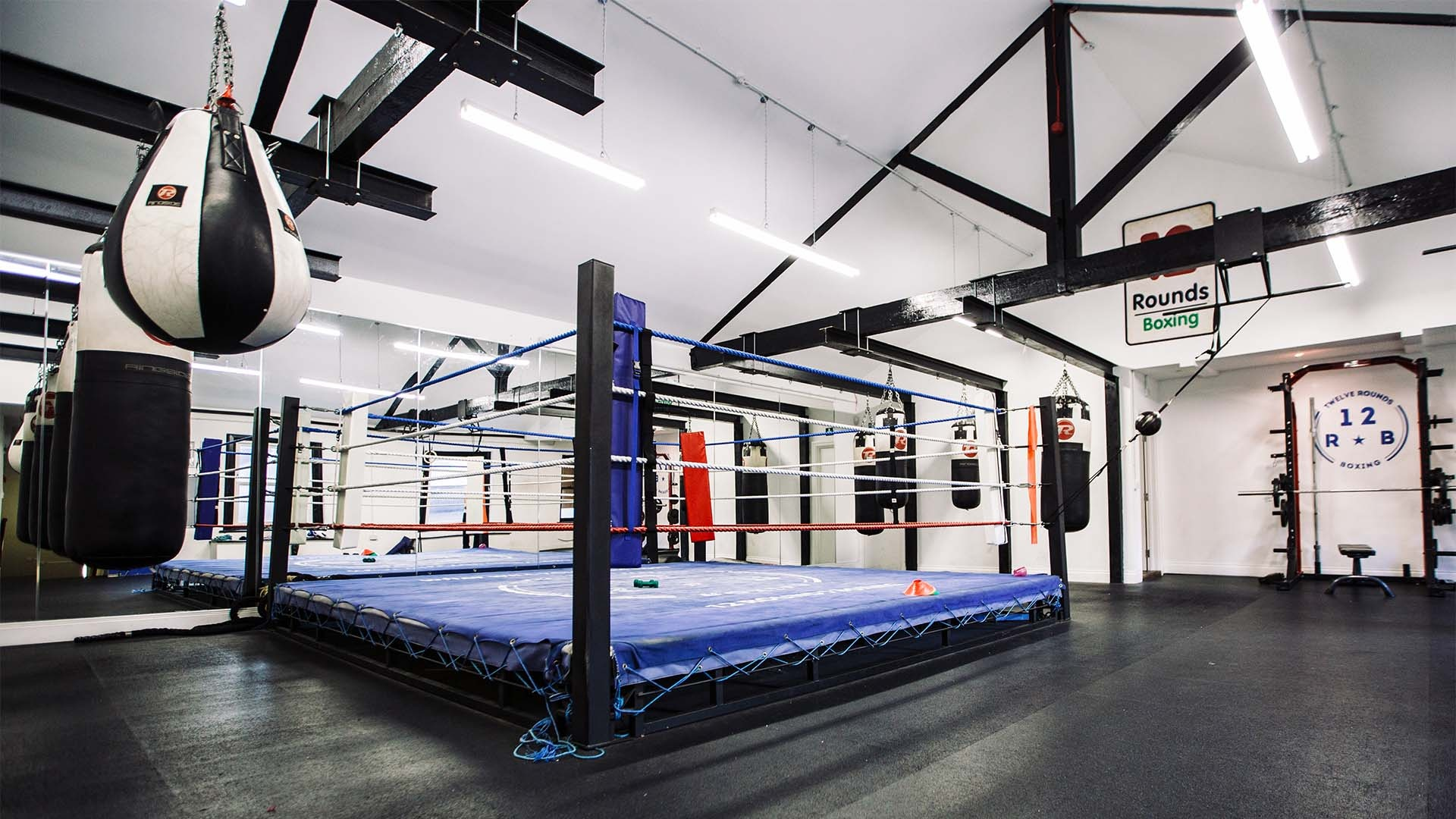 Londons best boxing gyms square mile