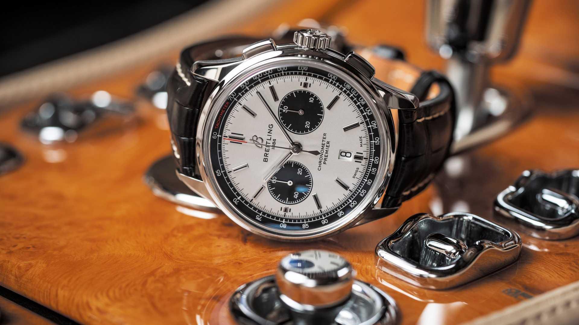 Breitling PremierBO1 Chronograph
