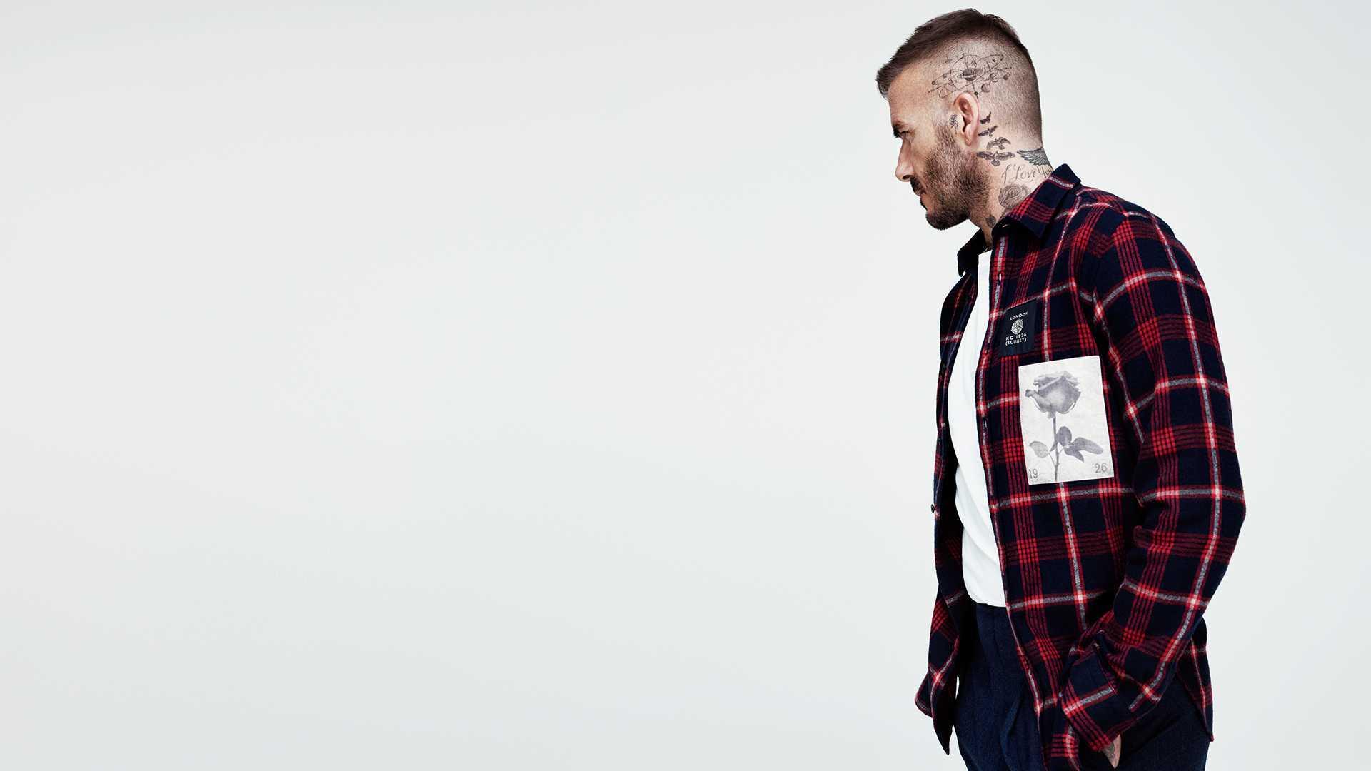 David Beckham Dadcore fashion trend