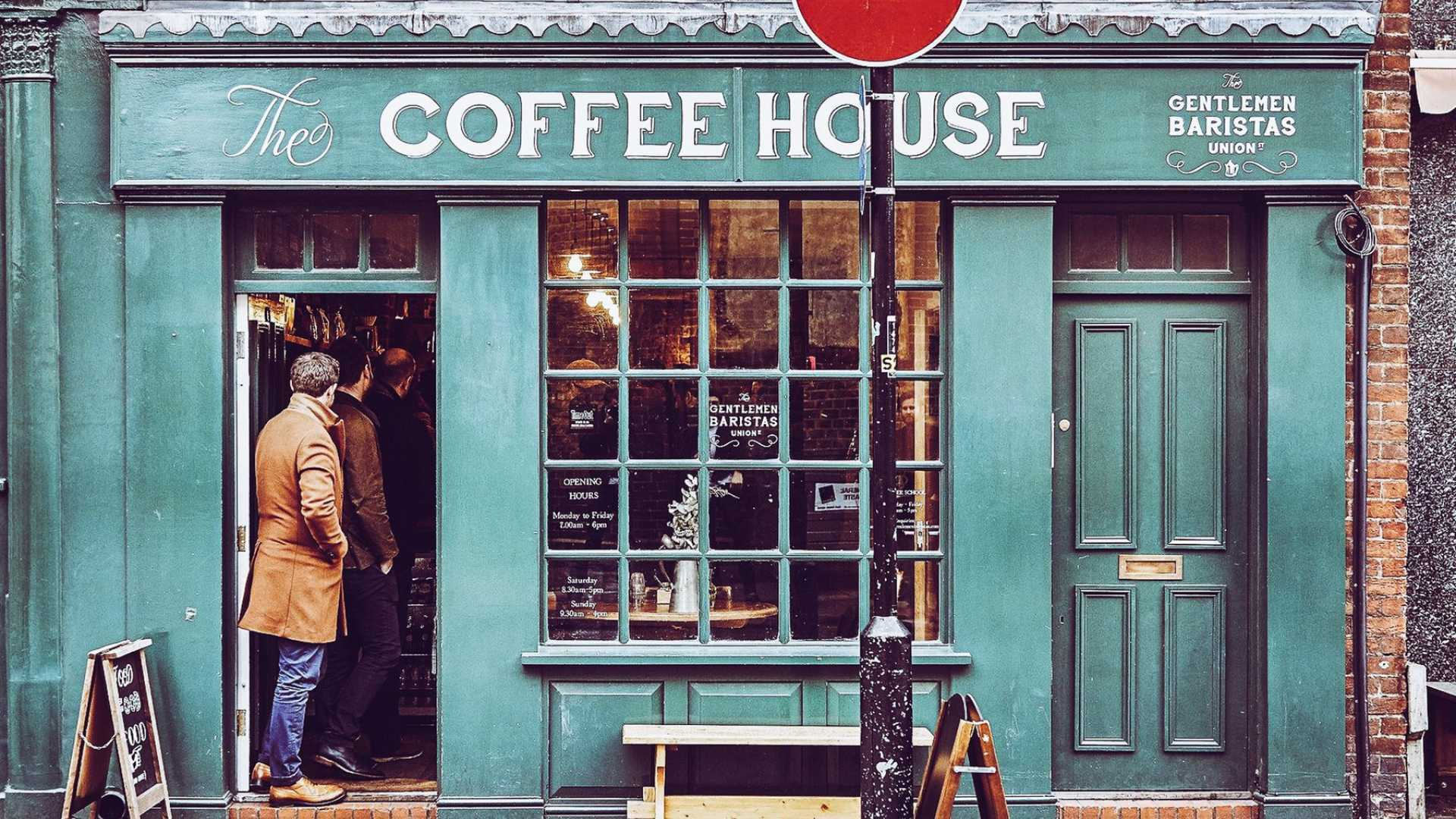 8 Of The Best Coffee Shops In London Square Mile