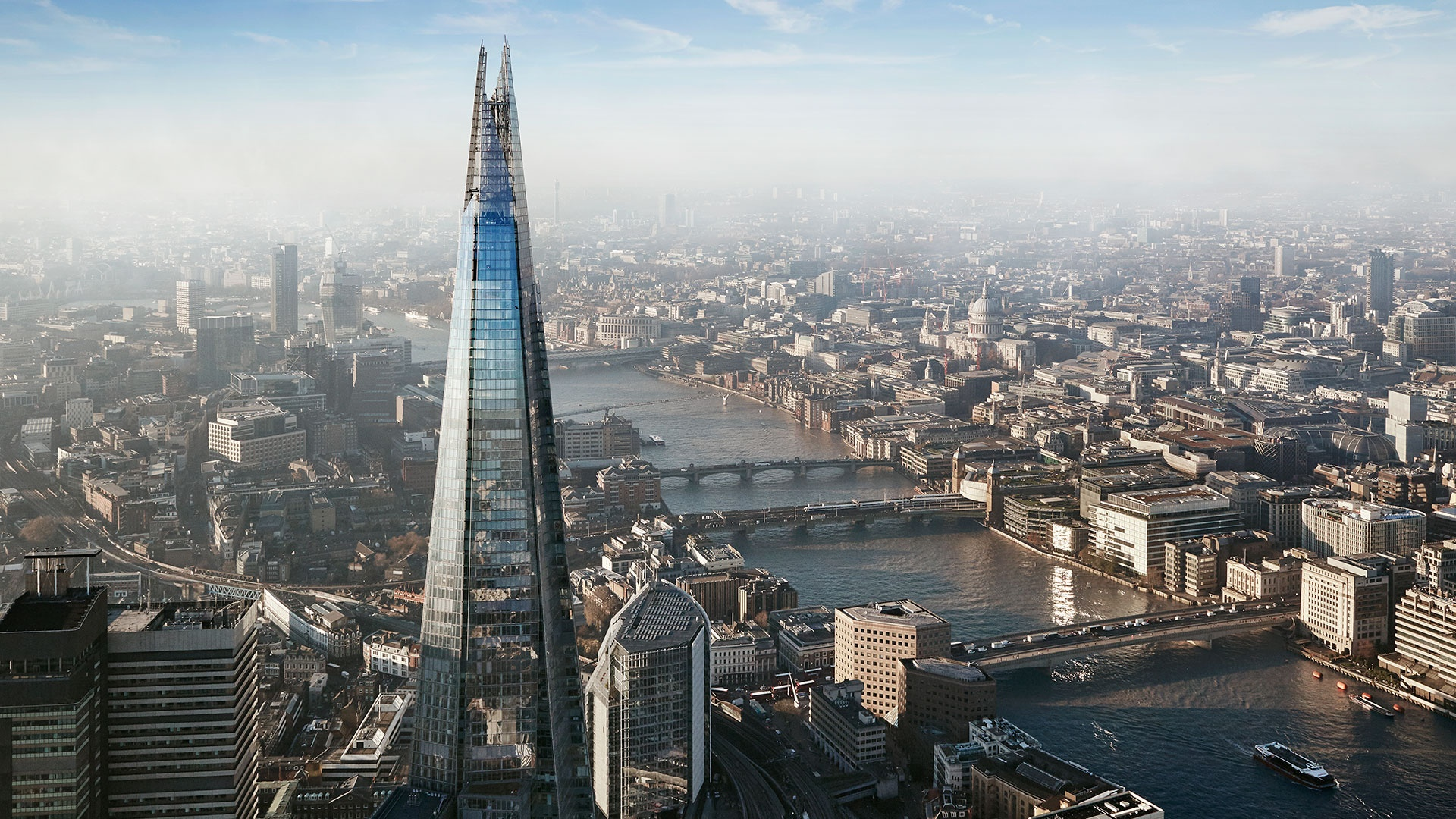 Things to do at the Shard: View from the top