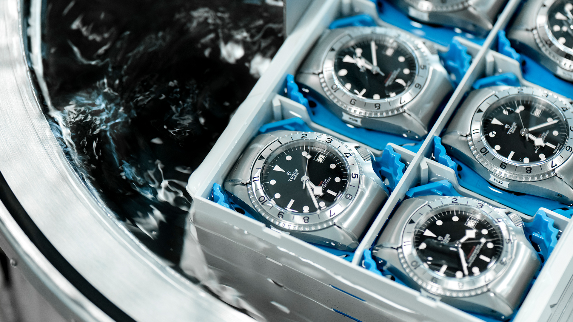 Tudor Watches manufacturer tour