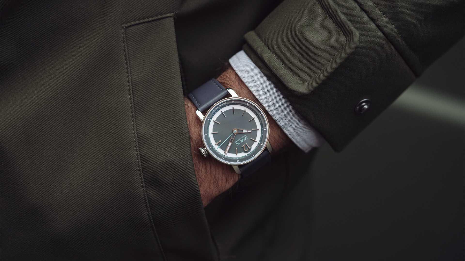 Marloe Watch Company – Coniston Vulcan watch