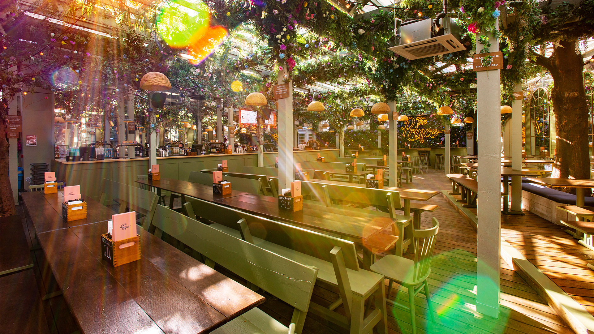 London S Best Outdoor Restaurants And Terraces Square Mile
