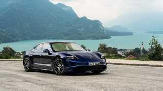 Best electric cars – Porsche Taycan