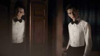 Mathias le Fèvre in black tie