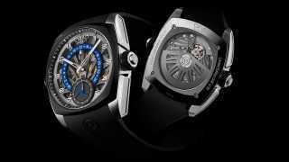 Cyrus Watches Klepcys GMT Retrograde