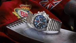 Breitling Chronomat Red Arrows Limited Edition watch review